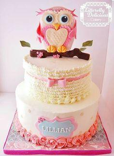 Girly cake <3