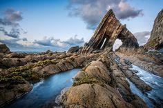 Blackchurch Rock, North Devon, UK by Mike Wilson on 500px