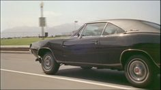 68 Dodge Charger from the movie  Bullitt