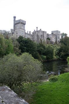 Lismore Castle - Waterford, Ireland My ancestors are from Lismore. How I would love to go here. Used in Northanger Abbey Oh The Places You'll Go, Places To Travel, Places To Visit, Beautiful Castles, Beautiful Places, Beautiful Gardens, Waterford Ireland, Famous Castles, Palaces