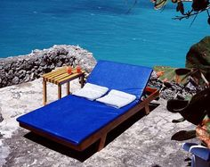 Secluded patio in the White Suite at Jamaica Inn, Ocho Rios - #Jamaica
