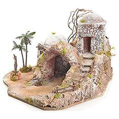 Diy Dollhouse, Diy Tutorial, Portal, Kids Toys, Nativity, Diorama, Christmas Decorations, Xmas, Miniatures