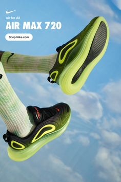 Find the Nike Air Max 720 at Nike com - Zumba, Athleisure, Fresh Shoes, Leggings, Yoga, Sport Casual, New Shoes, Women's Shoes, Cute Shoes