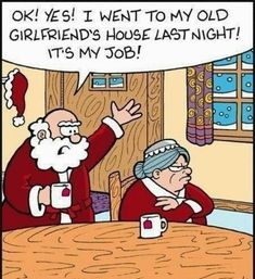 26 best Funny Santa quotes images on Pinterest | Funny images, Jokes ...