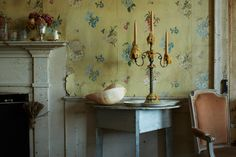 John Derian's home in issue no.10. Photograph by Seth Smoot.