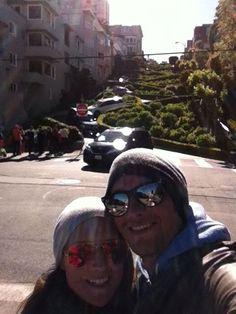 Anna & Robin#San Francisco#travel Warm-ME