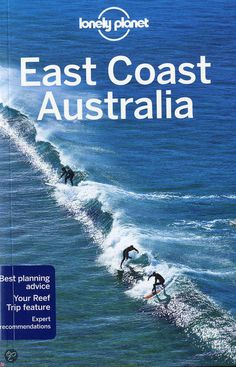 Lonely Planet East Coast Australia Dr 5