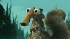 Scrat is one of the best animated characters in history.