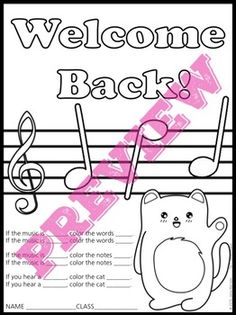 1000 Images About Freebies For Music Teachers On