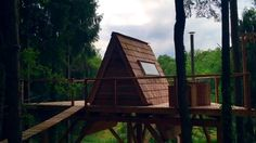 cabane SKY NID® made in NID PERCHE®