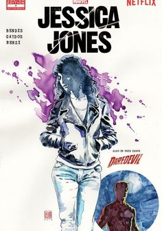 HQ Jessica Jones (Foto: Marvel)