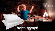 Kannattaa osallistua Helpompia aamuja: Voita 2 Familon tyynyä!.