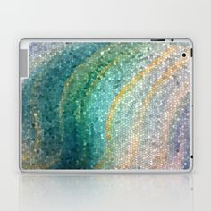 Distant Shores Laptop & iPad Skin
