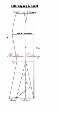 Pattern Cutting, Pattern Making, Pola Rok, Sewing Lessons, Mermaid Gown, Pattern Drafting, Fashion Sewing, Sewing Patterns, Projects To Try