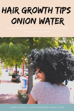 Are you looking to achieve extremely hair growth this year? Did you know that onion water could be the missing nutrients needed in your hair regimen? Check out how this extreme hair growth can be added to in your regimen. Extreme Hair Growth, Hair Growth Tips, Types Of Onions, Natural Hair Treatments, Hair Regimen, Prevent Hair Loss, Hair Restoration, Water Recipes, Water Treatment