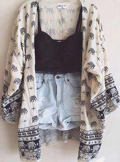 LOVE the elephant shirt
