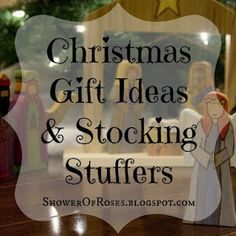 Shower of Roses: 2017 Christmas Gift Ideas & Stocking Stuffers {Plus Another Sleighful of Giveaways}