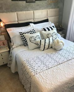 Simple Bedroom Design, Modern House Design, Cute Room Ideas, Dream Rooms, New Room, Room Decor Bedroom, Room Inspiration, Interior Design, Decoration