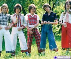 Before there were New Kids on the Block, there were Bay City Rollers.