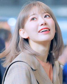 Sakura - Kpop idol Iz*one Cute Korean, Korean Girl, Asian Girl, Kpop Girl Groups, Kpop Girls, Yuri, Eyes On Me, Sakura Miyawaki, Japanese Girl Group