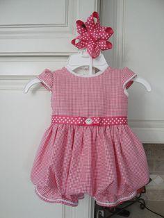 Pink bubble & pantaloon set, via Flickr.