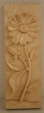Basic relief techniques woodcarving illustrated