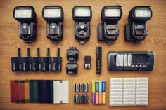 tumblr mlvxvg9H6A1sp4an2o1 1280 50 Amazing Examples of Knolling Photography