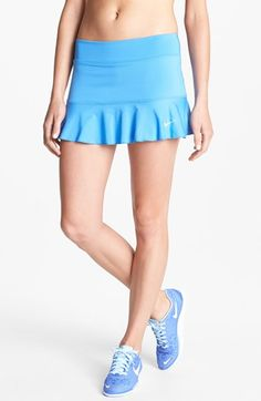 Nike 'Flounce' Tennis Skirt available at #Nordstrom