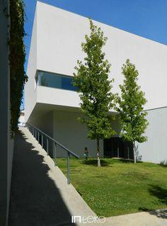 Centro de Arte Contemporânea Graça Morais - Bragança - Eduardo Souto de Moura