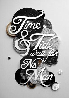 // TIme & Tide Wait For No Man