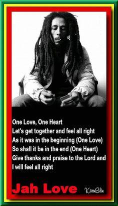 One Love One Heart.....