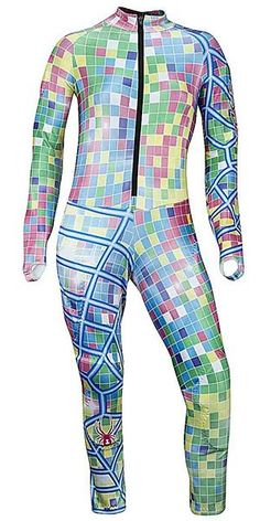 Spyder Girl's Performance Ski Race Suit 2013 $299.99