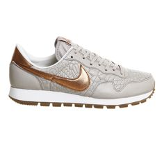 6267f3b1d5dc7 Nike Air Pegasus 83 String Metallic Bronze Sail Gum Prem Quilted - His  trainers