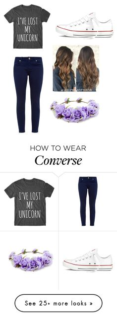 """My style"" by bekahbriscoe on Polyvore featuring Ted Baker, Forever 21 and Converse"