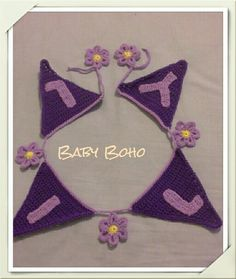I love crocheting and have recently added bunting to my collection. I can make them in colour of choice and  any wording for any occasion, ,Would there be any interest ? ☺ Baby boho