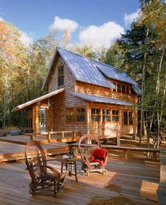 Escape from the city with a holiday relax on one of these extraordinary and inspirational forest cabins. This would be many people's dream life. Forest house is a small piece of heaven on earth where you can experience the beauty of nature, at the same time feel the warmth of home. A small wood cabin, […]