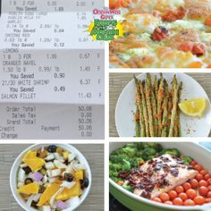 Healthy Shopping on a #budget!!