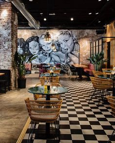 Beautiful Bella Bella Design by horecasfeermakers build by gewoongers and photo made by larsverkroostphotography Pub Design, Coffee Shop Design, Bar Design Awards, Bar Lounge, Deco Restaurant, Modern Restaurant, Restaurant Ideas, Restaurant Interior Design, Hospitality Design