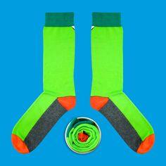 Model: Skarpetki z soczystą wiosenną zielenią Seria: Super special awesome [|] #skarpetki #skarpetka #socks #sock #cupofsox #womensocks #mensocks #koloroweskarpetki [|]
