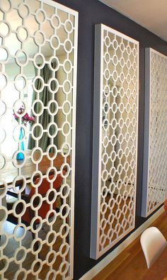 Q Covering Mirror Ideas Upcycle Redo Living Room Repurposing Upcycling Wall Decor