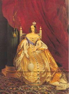 Alexandra Feodorovna (nee Charlotte of Prussia), spouse of Nicholas I