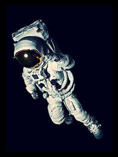 ❦ sandeemusready:  Alone in space.
