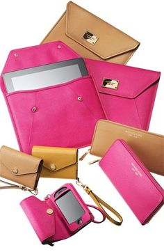 Cute mac accessories by Michael Kors.