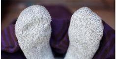 La chaussette mouillée: un remède naturel contre le rhume et la grippe Ce remède peut sembler bizarre, mais il marche! Le traitement est connu sous le nom