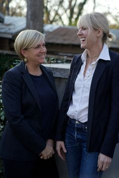 Susan and Kate Hable of Hable Construction