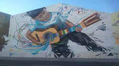 Grafiti en Málaga BoulevArt #UrbanArt