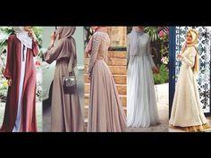 Mezuniyet ve Özel Günler için Tesettür Giyim Modelleri - Hijab Fashion 2017