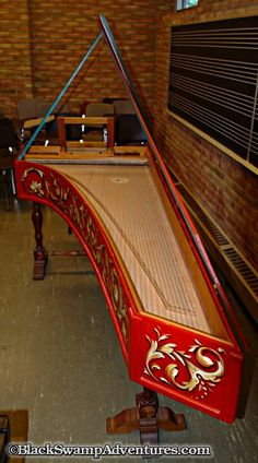 Ferrini Harpsichord
