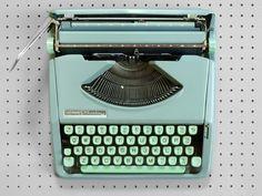 Hermes Baby Typewriter | Present & Correct