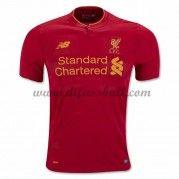 Neues Liverpool 2016 17 Fussball Trikot Kurzarm Heimtrikot Shop Liverpool Trikot Liverpool Trikot